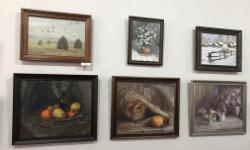 """Выставка """"Наш мир глазами художников"""""""
