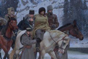 """Выставка """"Страницы военной истории России"""""""