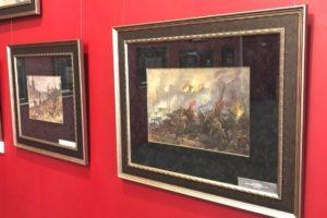 Выставка Николая Андрияки продлена до 14 июня