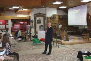 Ночь музеев прошла в Волоколамском кремле