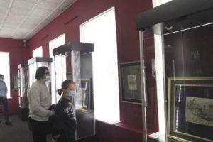 Открылась выставка ко дню Победы в Великой Отечественной войне