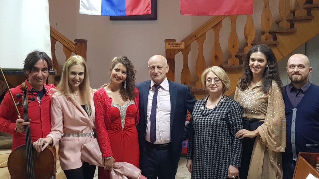 Duo Perfetto в Волоколамском кремле