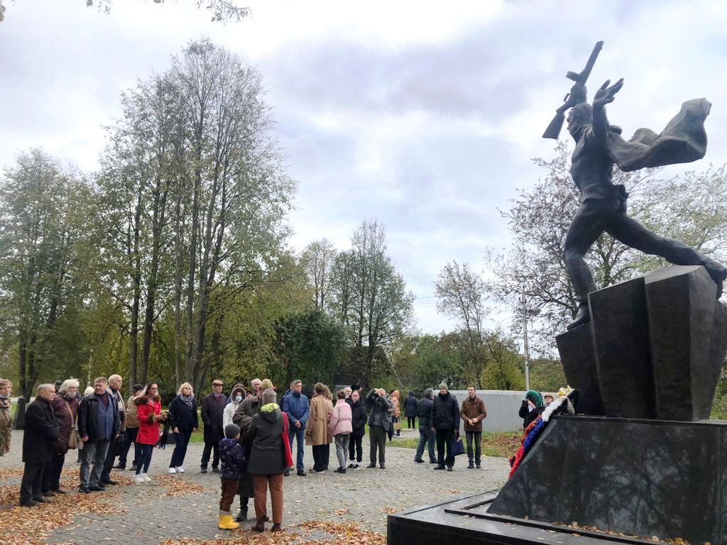 К 80-летию обороны 35-го Волоколамского укрепрайона в битве за Москву